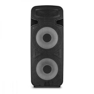 Caixa de Som Torre Double 15 Pol. Multilaser 3500W BT/AUX/SD/FM - SP344