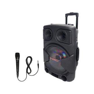 Caixa de Som TRC Fitbox High Power 5545 Bluetooth
