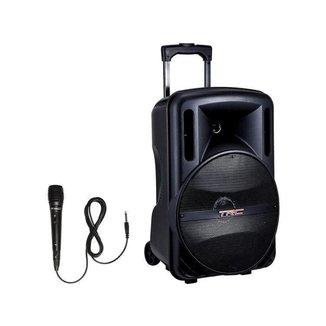 Caixa de Som TRC Fitbox High Power 5590 Bluetooth