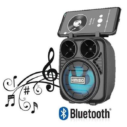 Caixa de Som Wireless Bluetooth Portátil Recarregável