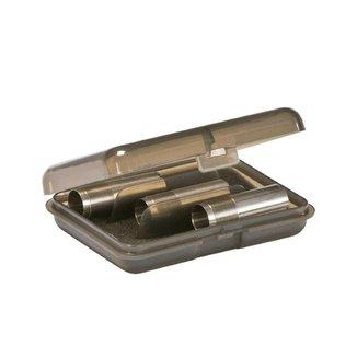 Caixa Plano Para 6 Tubos De Bloqueio/estrangulamento 1205-01
