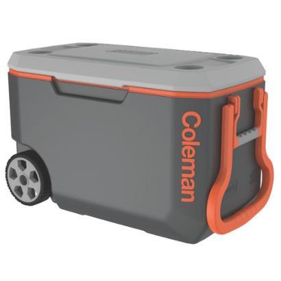 Caixa Térmica 58,7 litros 62 Qt Xtreme Com rodas e Alças