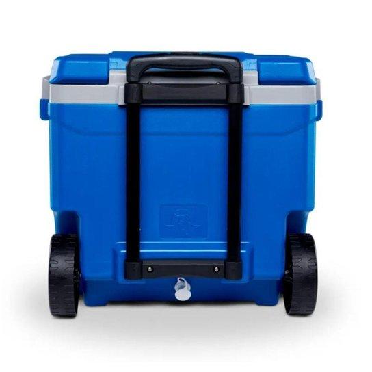 Caixa térmica Igloo Latitude Roller - Azul