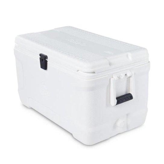 Caixa térmica Igloo Marine Countour - Branco