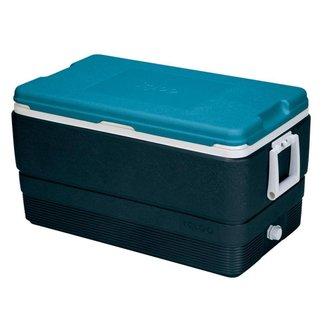 Caixa térmica Igloo Maxcold de 66 litros com capacidade para 114 latas