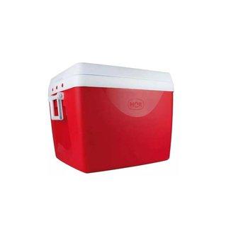Caixa Térmica Mor 75L Vermelha