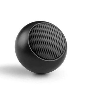 Caixinha Som Bluetooth Mini Speaker Portátil Usb Music Preta