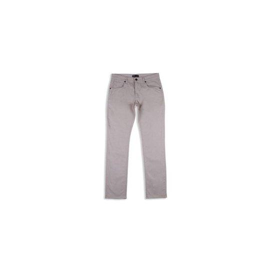 Calça 5 Pockets Slim Fit Pant Oakley - Cinza