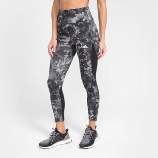 Calça Adidas 7/8 Aop Print Feminina