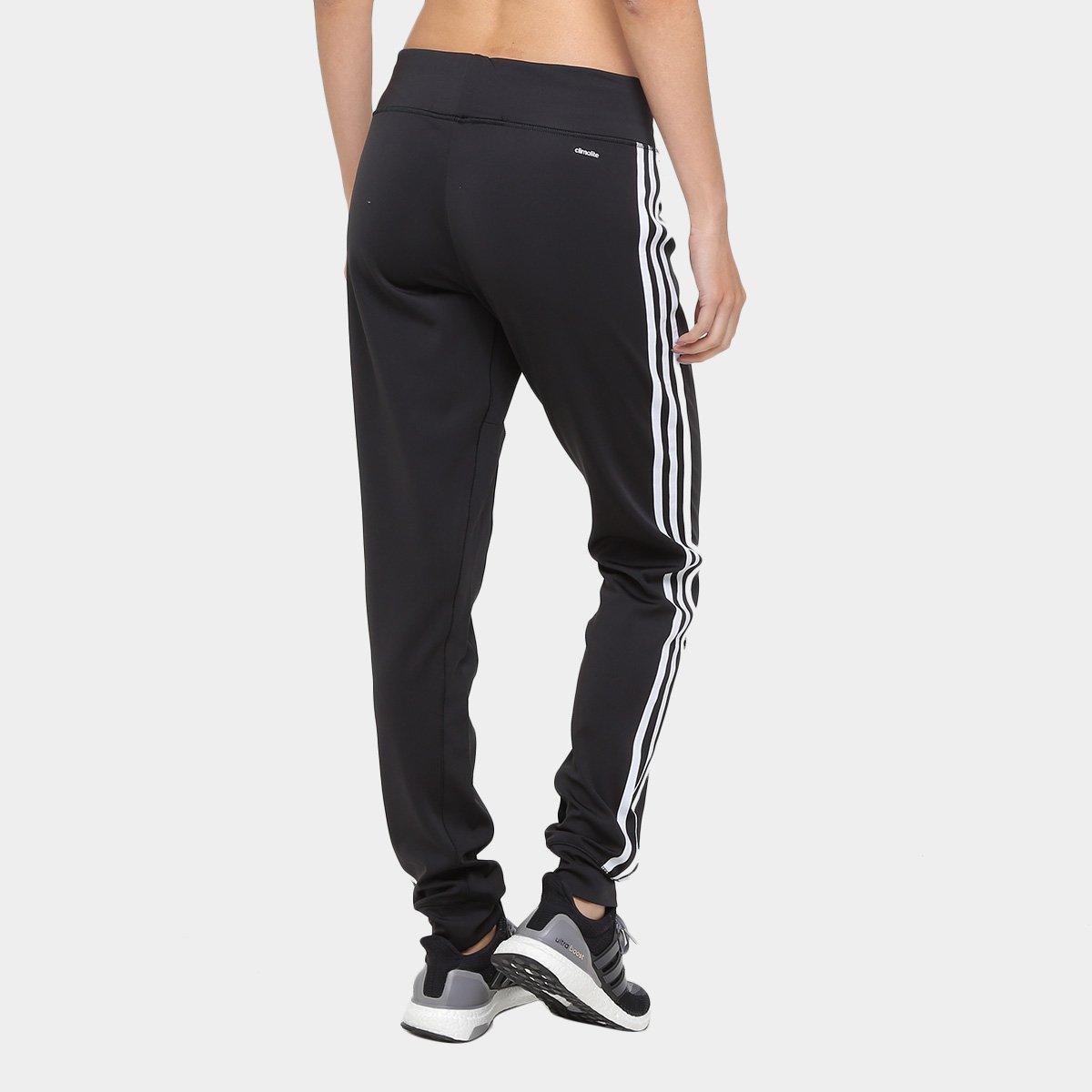 Calça Adidas M2M Cuff 3S Feminina - Compre Agora  707ac958c95