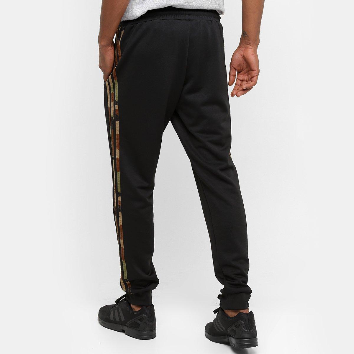 Calça Adidas Originals Es Sst Cuffed Tp - Compre Agora  ace15a1c245