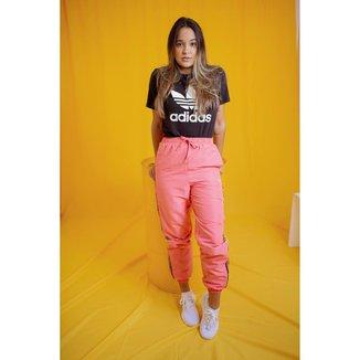 Calca Adidas Originals Rosa Mulher