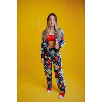 Calca Adidas Tp Originals Estampada feminina