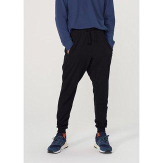 Calça Básica Masculina Jogger Em Algodão Com Elastano - 05CANATEN6