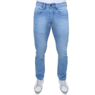 Calça Confort Jeans Masculina Crocker - 47761
