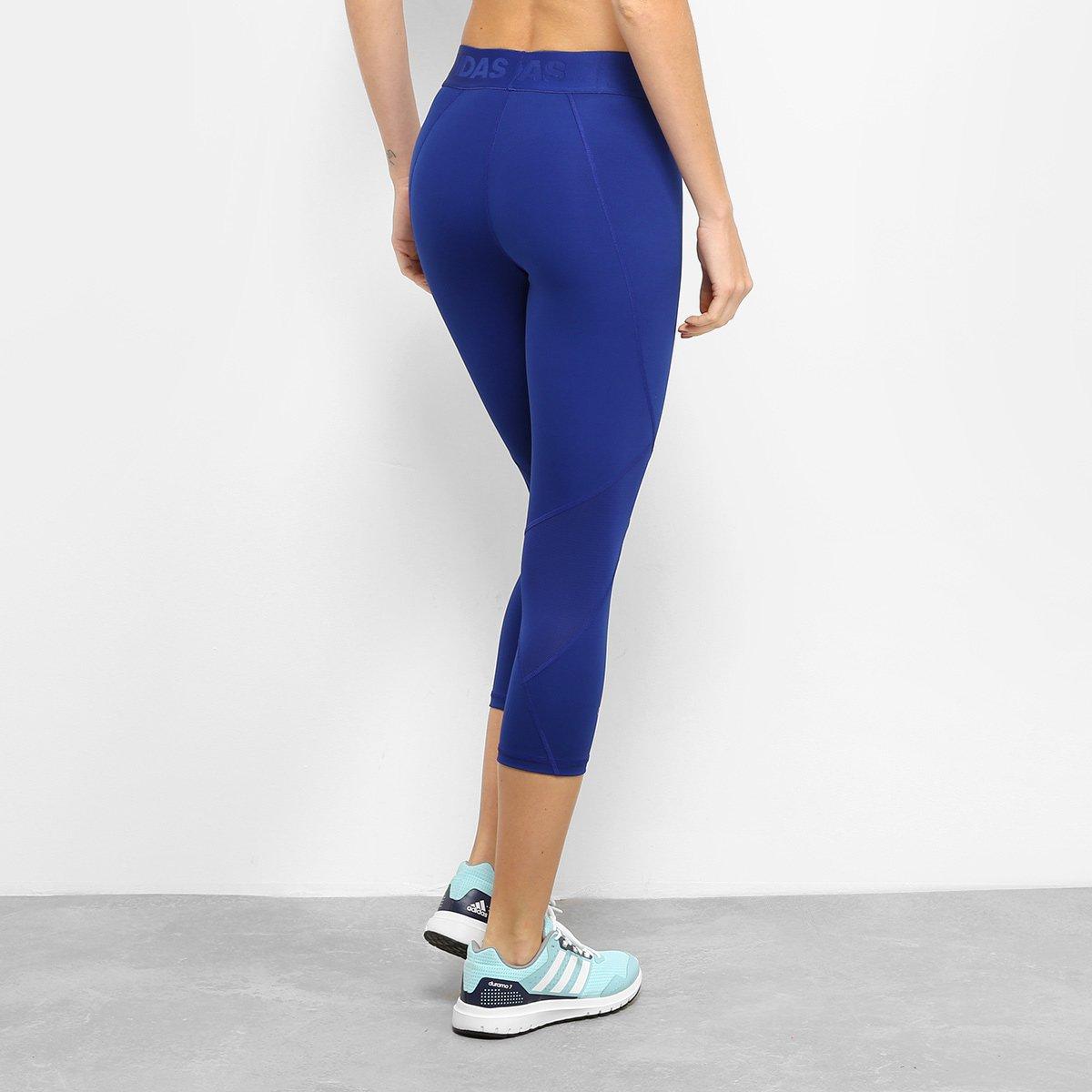 Corsário Royal Calça 34 Azul Spr Calça Corsário Adidas Ask Feminina EqxzvBqw