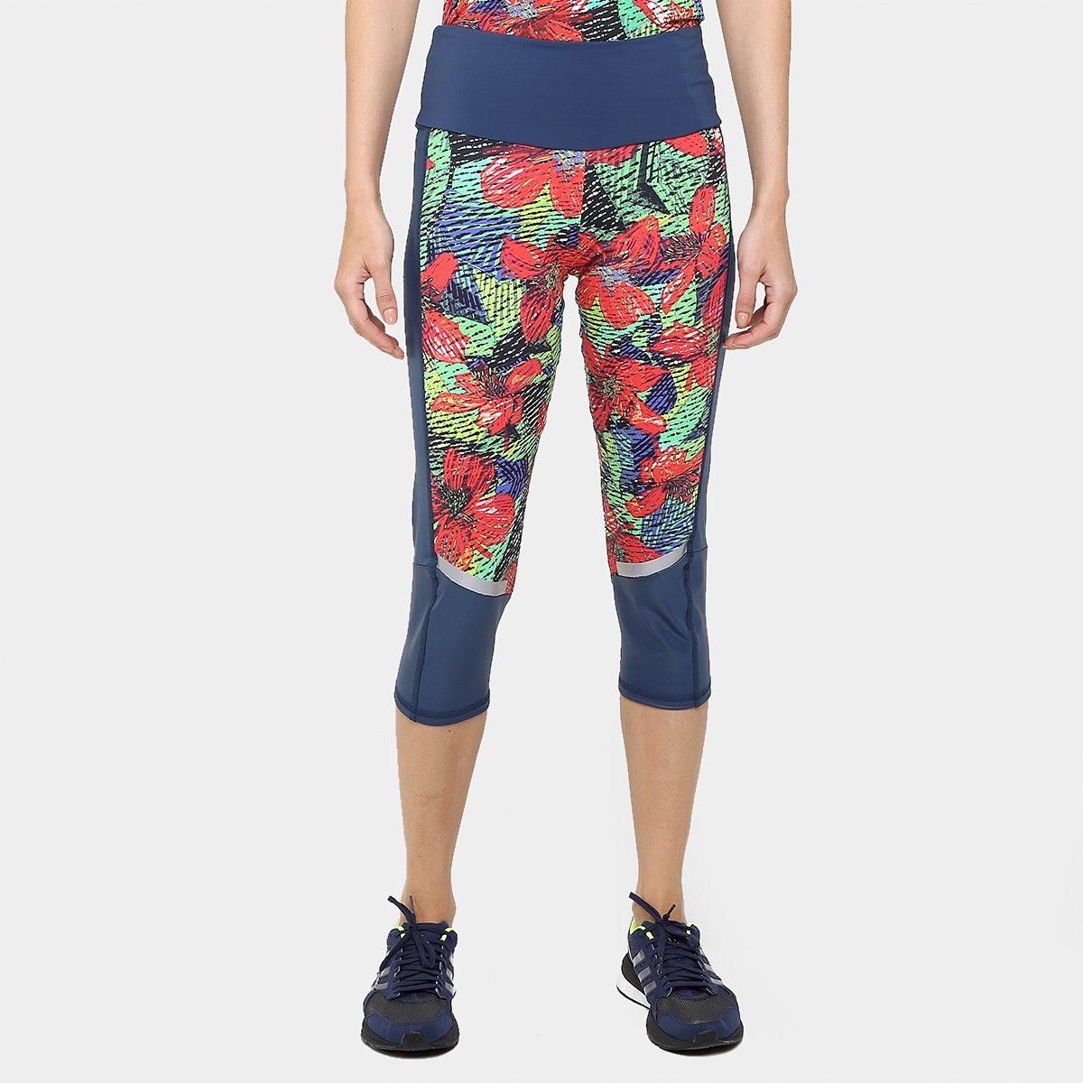afce2fb6715 Calça Corsário Adidas Salinas Feminina - Compre Agora