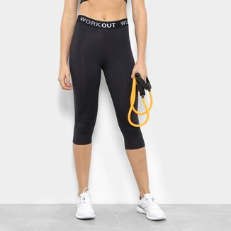 Calça Corsário Gonew Workout Feminina