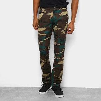 Calça DC Shoes Especial Worker Camo Masculina