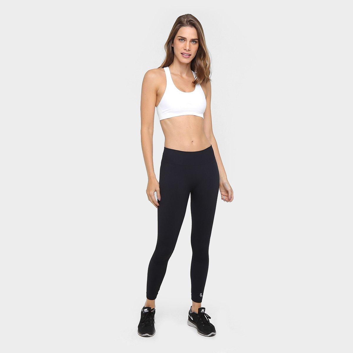 Calça Compressão Calça Run Preto X Lupo Sport de de Feminina Htdxaqq