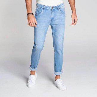Calça Docthos Jeans Claro Sky Fit 163 JEANS CLARO 36