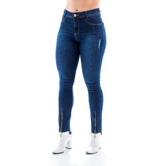 Calça Feminina Arauto Modelagem Cropped