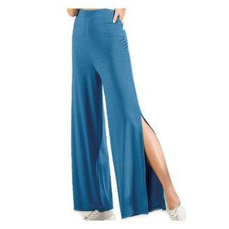 Calça Feminina Atlantic Manly Azul