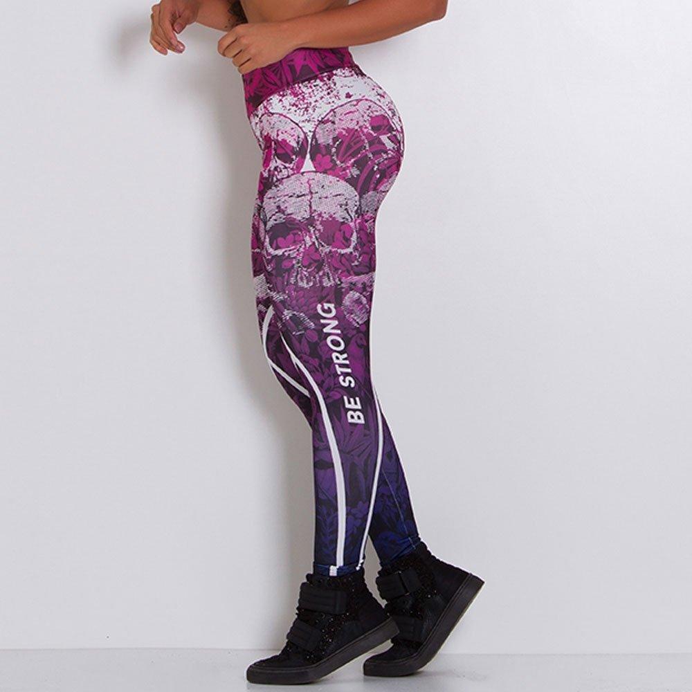 Calça Fitness Sublimada Blots - Compre Agora  55b9be2b57a70