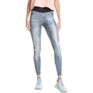 Calça Fusô Jeans Everyday Style Live! Feminina