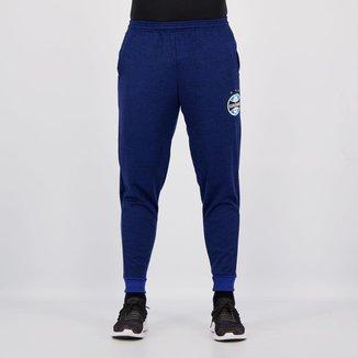 Calça Grêmio Jacquard Azul