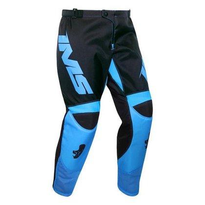 Calça Ims Malibu Trilha Motocross Preto Azul