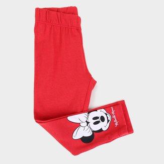 Calça Infantil Disney Minnie Feminina