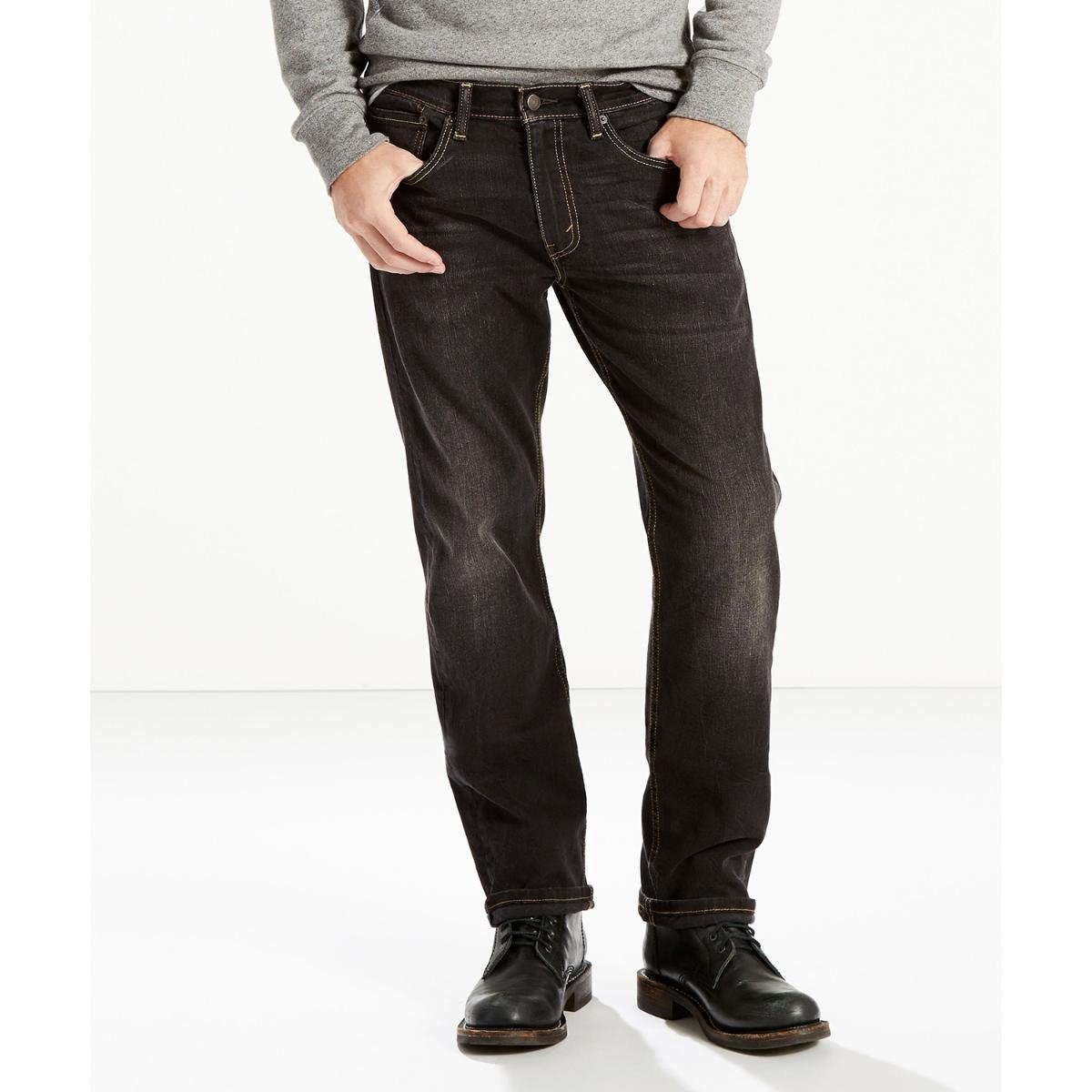 9460cdfbc4d43 Calça Jeans 505 Regular Levis - Compre Agora