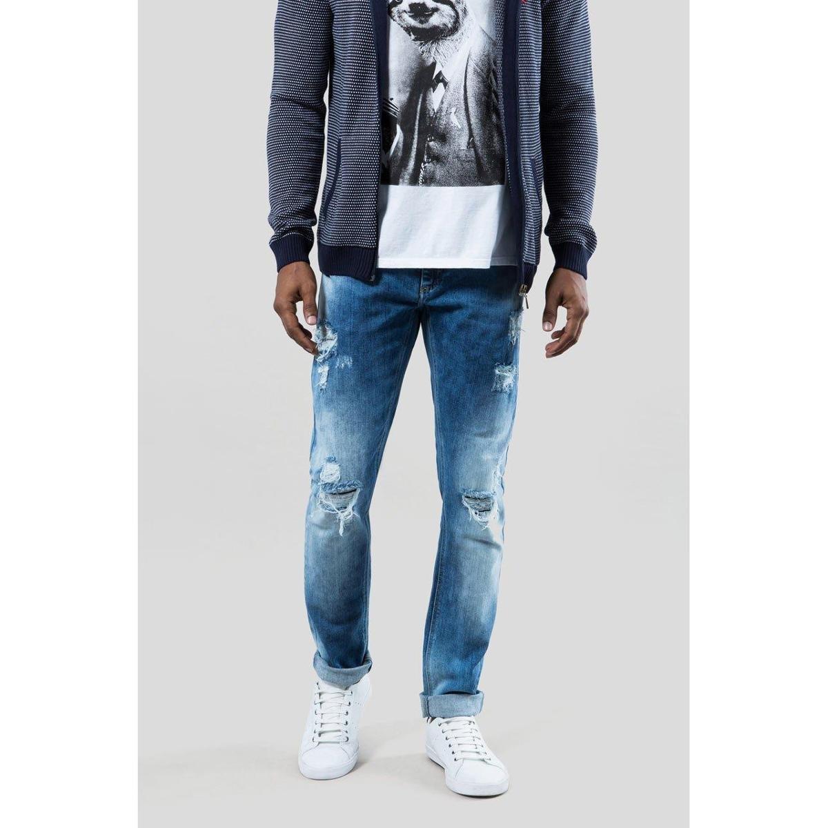 021233f1d Calca Jeans +5561 Ceres Claro Reserva Masculina - Jeans - Compre Agora