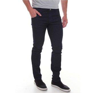 Calça Jeans Básica Algodão Elastano Remo Fenut