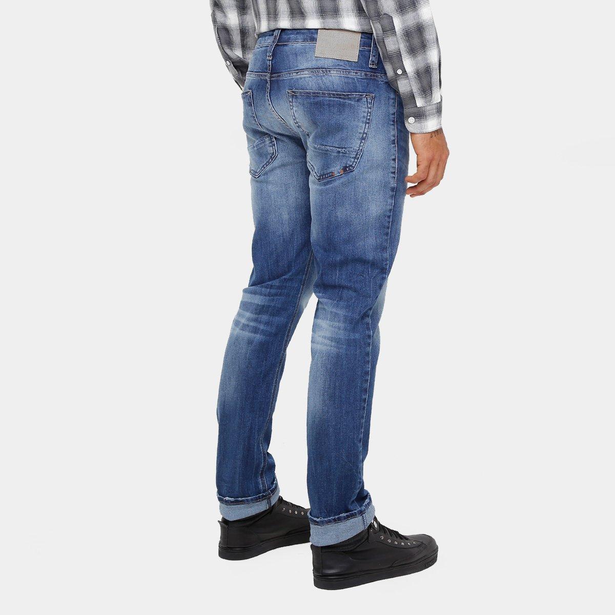7208596e56 Calça Jeans Colcci Alex Indigo Masculina - Compre Agora