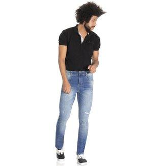 Calça jeans  comfort Sawary masculina