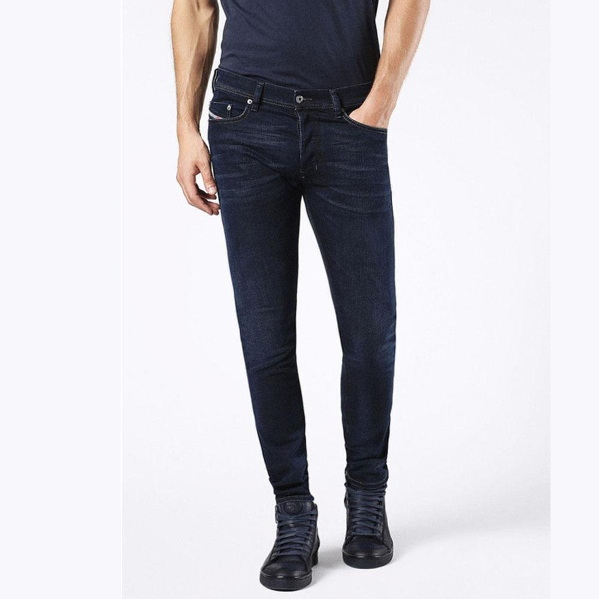 2f534a0cd Calça Jeans Diesel Tepphar | Masculina | Netshoes