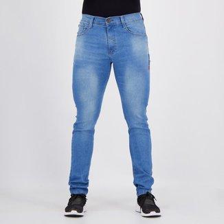 Calça Jeans Ecko Brands Azul