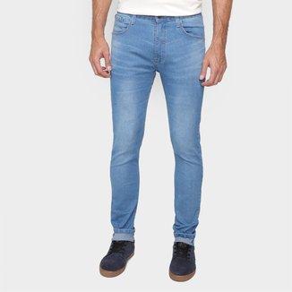 Calça Jeans Ecko Slim Básica Masculina