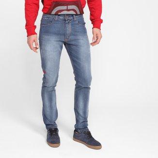 Calça Jeans Ecko Slim Cf Masculina