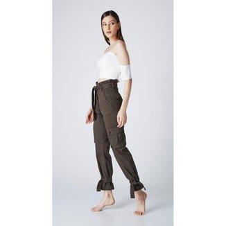 Calça Jeans Express Clochard Priscila