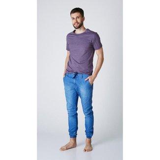 Calça jeans express jogger derick
