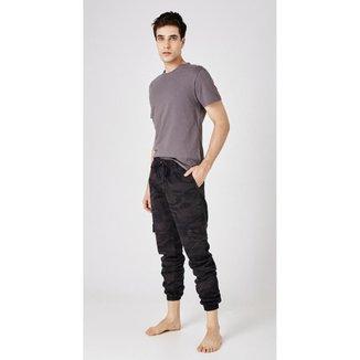 Calça Jeans Express Jogger Militar