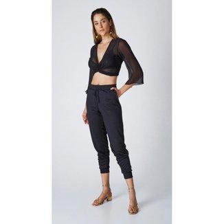 Calça Jeans Express Jogger Suellen