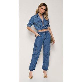 Calça Jeans Express Joice