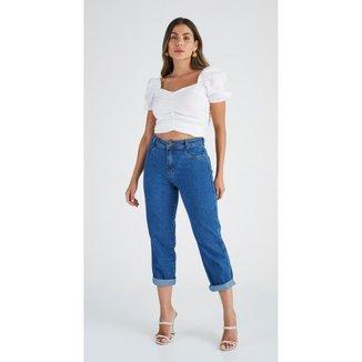 Calça Jeans Express Mom 80S Vintage