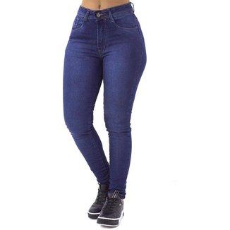 Calça Jeans Feminina Básica Skinny No Alcance