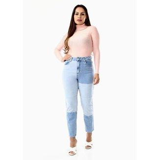 Calça jeans feminina cigarrete - 267946 44