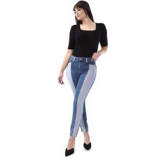 Calça jeans feminina cigarrete - 268298 46